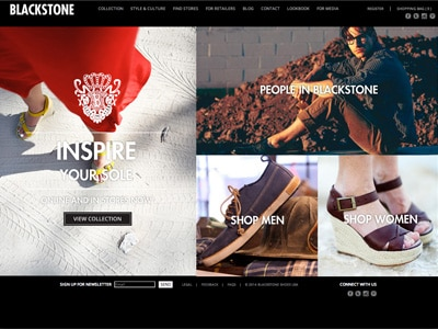 Blackstone Shoes USA