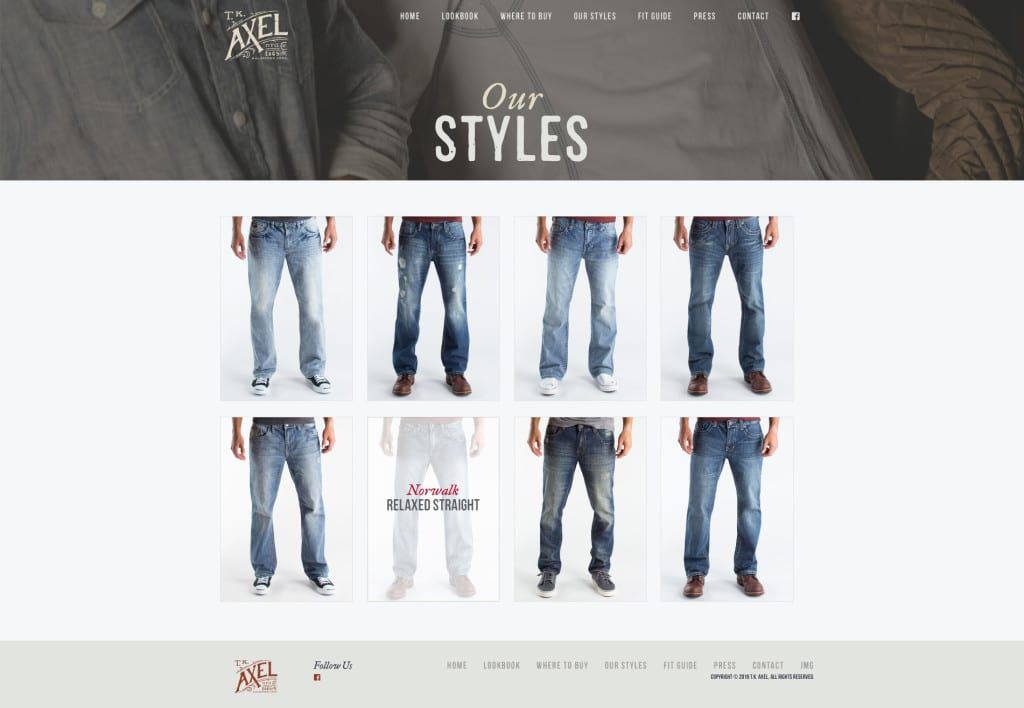 TK Axel Wordpress Website Design - KStudioFX